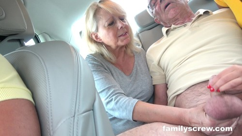 FamilyScrew 19 10 23 Picking Up Mom And Her Daughter XXX 1080p MP4-KTR