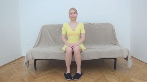 【オボワz☆ 投稿作品 】☆超美尻の18歳 ロシア人女子大生再び ブロンド美少女に中出し☆「お尻が綺麗って特に意識したことはありません」
