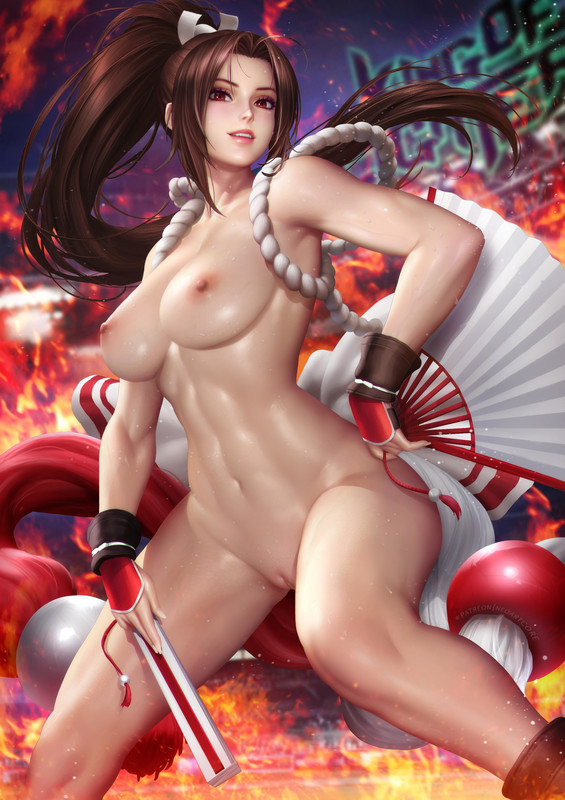 Mai Shiranui Fit and Hot by NeoArtCore | Dead or Alive